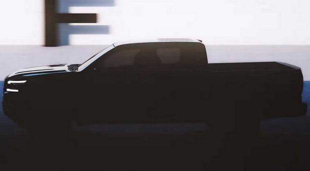 Najavljen novi Nissan Frontier