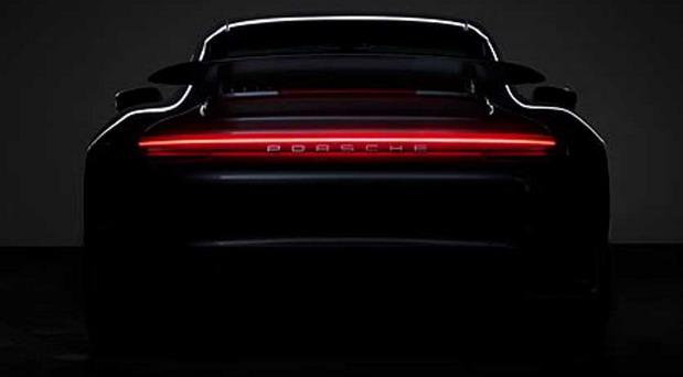 Najavljen novi Porsche 911 Turbo