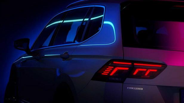 Najavljen obnovljeni Volkswagen Tiguan Allspace