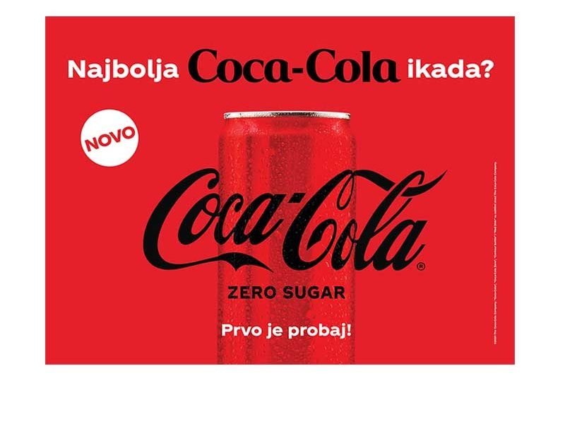 Najbolja Coca-Cola ikada?