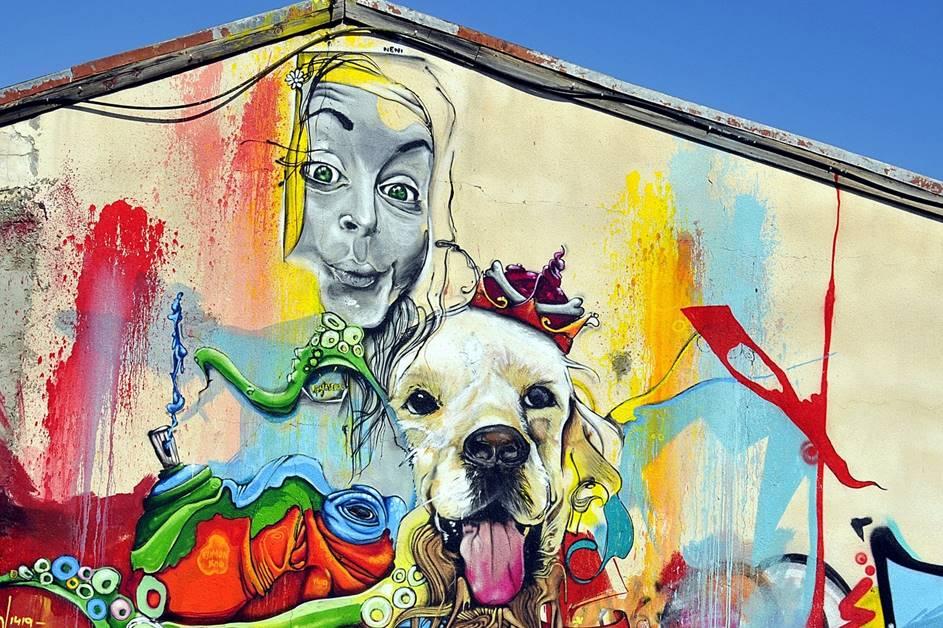 Najbolja ulična umetnost iz Evrope