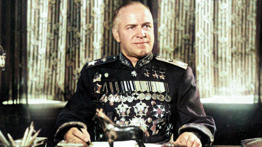 Najbolji sovjetski vojskovođa u Drugom svetskom ratu