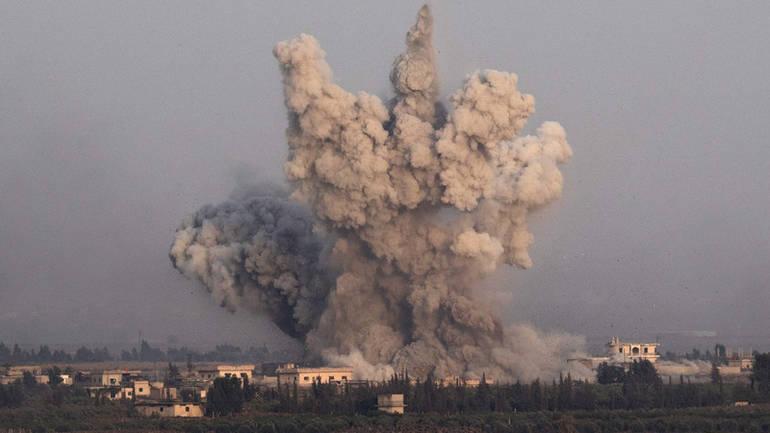 Najmanje 14 mrtvih u bombardiranju na sjeveru Sirije