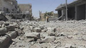 Najmanje 14 mrtvih u napadima u Siriji