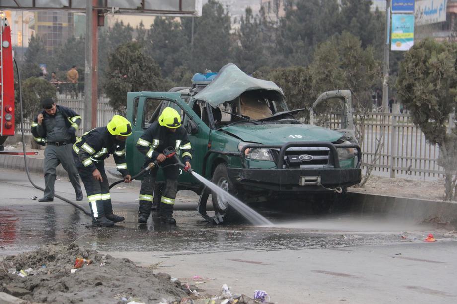 Najmanje 30 poginulih u eksploziji u Avganistanu