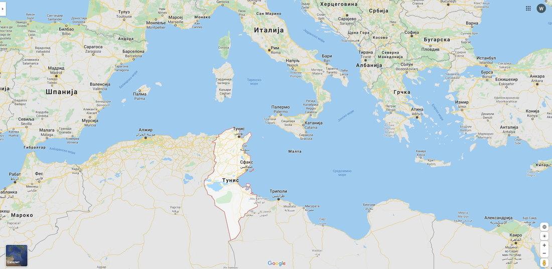 Najmanje 46 migranata utopilo se u blizini Tunisa