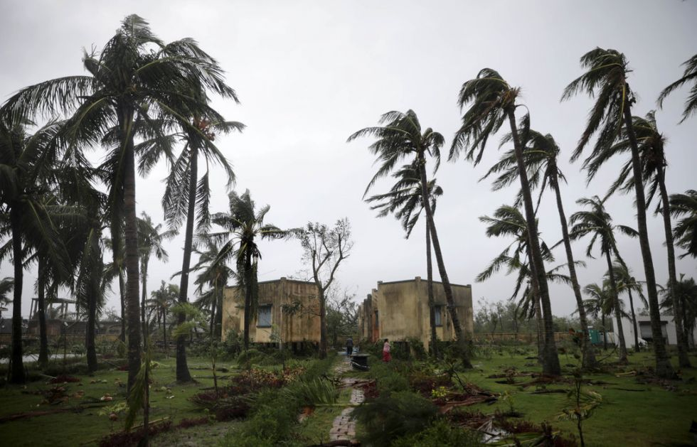 Najmanje 62 žrtve ciklona u Indiji u protekla dva dana