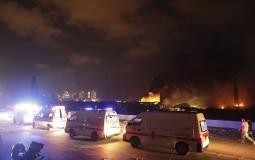 Najmanje 73 mrtva i više od 3.700 povređenih u eksplozijama u Bejrutu