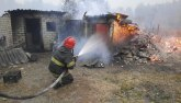Najmanje devet žrtava požara u Ukrajini