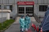 Najmanji broj novozaraženih u Italiji od 4.marta, porast broja mrtvih
