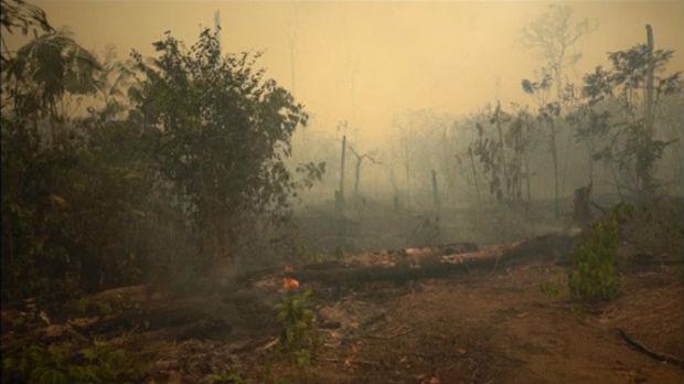 Najmoćniji razgovaraju u Francuskoj dok Amazonija bukti