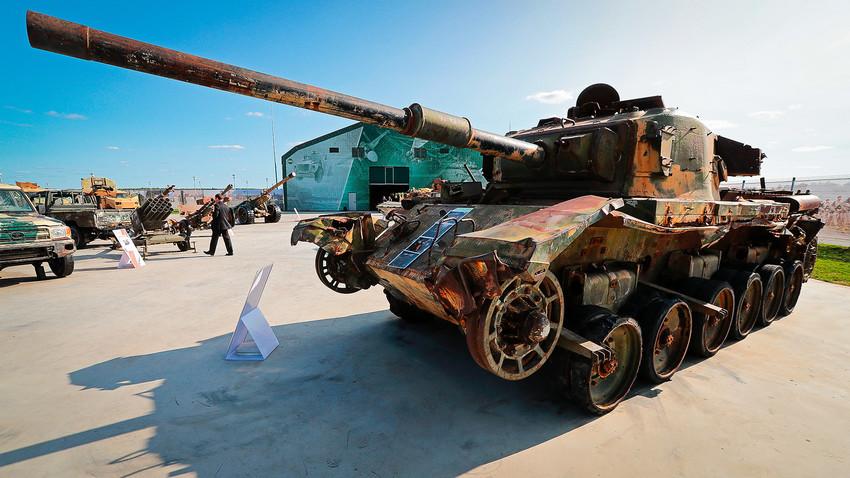 Najneobičnija oružja koja su ruske trupe zaplenile u Siriji