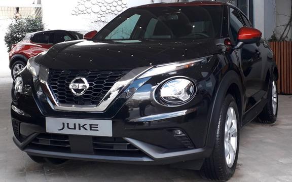 Najnoviji Nissan Juke pred novinarima u Beogradu