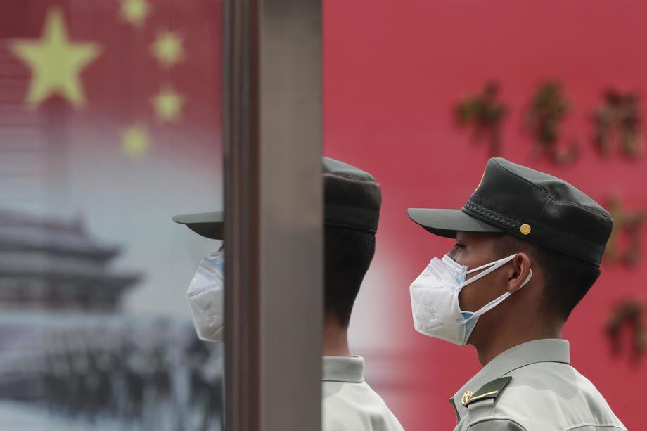 Najnoviji koronavirus u Kini, evropskog porekla