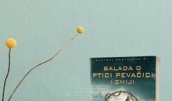 Najprodavanija knjiga Vulkan izdavaštva: Balada o ptici pevačici i zmiji
