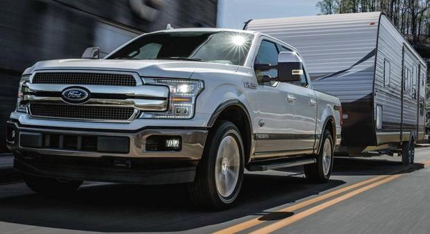 Najprodavaniji pik-ap u prvoj polovini godine bio je Ford F-Series