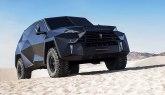 Najskuplji SUV na svetu izgleda poput stelt oklopnog vozila VIDEO