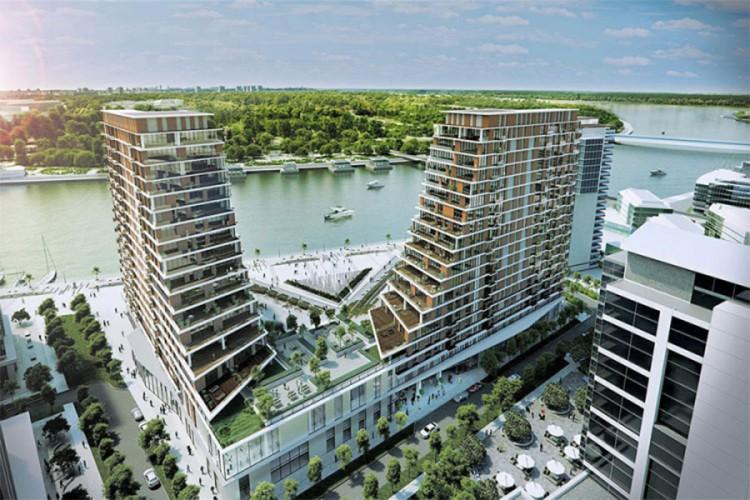 Najskuplji kvadrat 2020. prodat za 9.632 evra u Beogradu na vodi