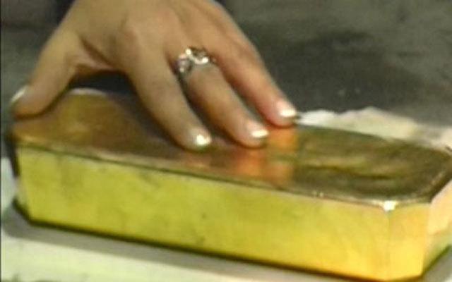 Najskuplja korona maska od zlata: Vredi 1,5 miliona dolara, radi je 25 draguljara