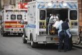 Najsmrtonosniji dan u Njujorku od početka pandemije