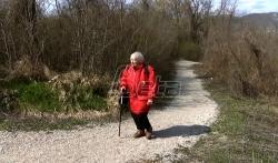 Najstarija planinarka na svetu proslavila 102. rodjendan (FOTO/VIDEO)