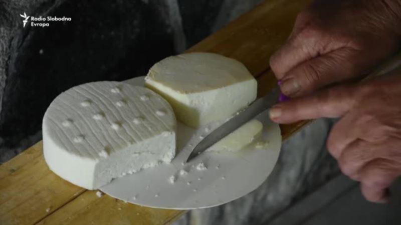 Najukusniji kozji sir u Krajini