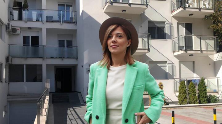 Najveća kletva je da ti Kija dođe u stan u 5 ujuru: Nakon DRAME koja se odigrala rano jutros, oglasila se Kristina Kockar, pa se našalila na svoj račun! (FOTO)