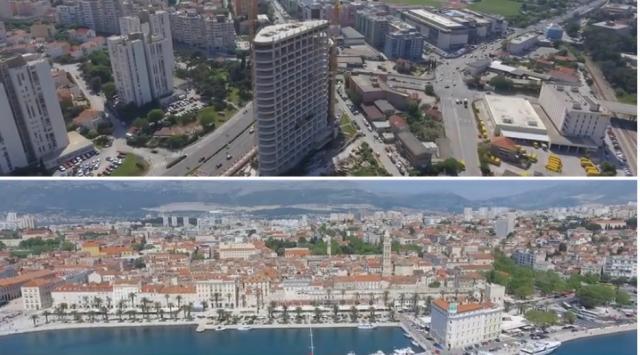 Najviša zgrada u zemlji - biće turistička atrakcija VIDEO