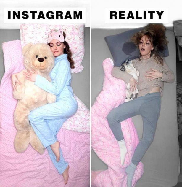 Najveće Instagram zablude raspršene jednim šamarom stvarnog života