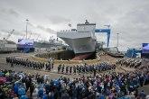 Najveći i najmoćniji britanski vraćen u luku; Kraljevska mornarica: Mali problem