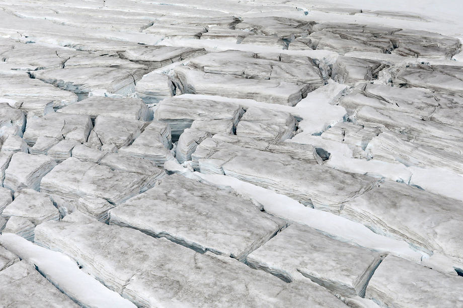 Najveći ledeni breg na planeti