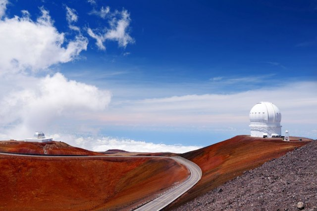 Najveći na svetu: Teleskop ipak na svetom mestu