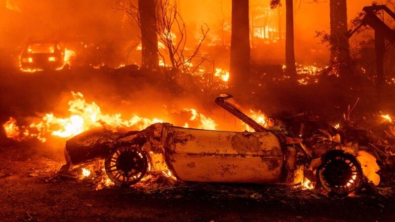 Najveći požar u Kaliforniji spaljuje domove, dok se širi ka zapadu