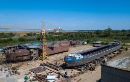 Najveći rečni tanker nove generacije u svetu gradi se u zrenjaninskom brodogradilištu