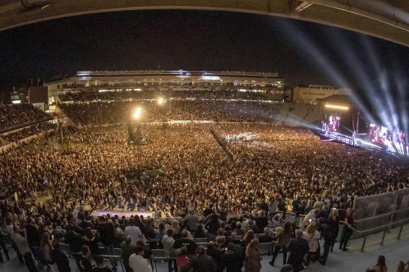 Najveći rok koncert od početka pandemije – 50.000 ljudi na stadionu
