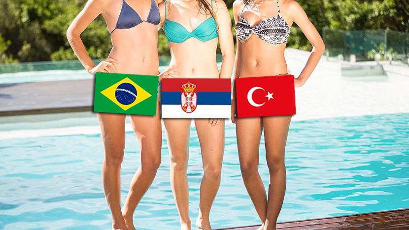 Nakon Brazilke I Turkinje Najnovija Intimna Frizura Za Kojom