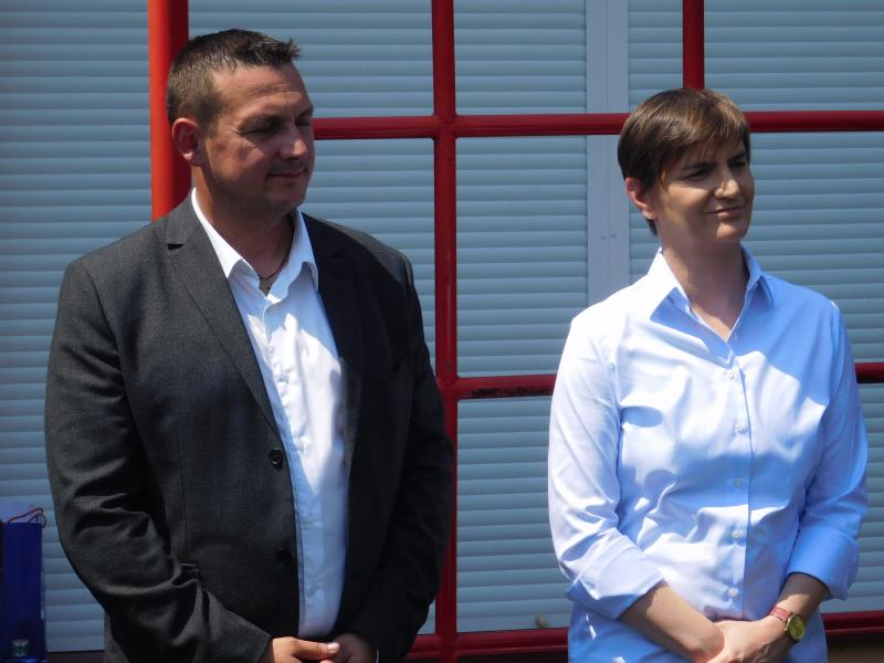 Nakon Hana Ana Brnabić dolazi u Vranje