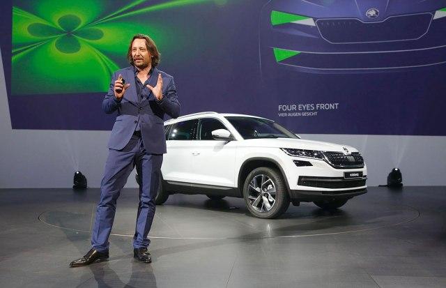 Nakon izleta u BMW, bivši dizajner Škode vraća se u matičnu grupaciju