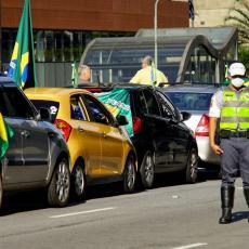 Nakon predsednika Brazila i ministar zdravlja pozitivan na koronu: Virus ne prestaje da divlja u ovoj zemlji