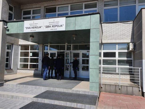 Nakon pritiska javnosti u Novom Pazaru počinju pripreme za formirenje specijalnih Covid bolnica