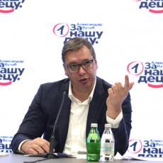 Nakon proglašenja Dačica za predsednika parlamenta predsednik Vučić najavio: Ekspoze mandatarke u sredu