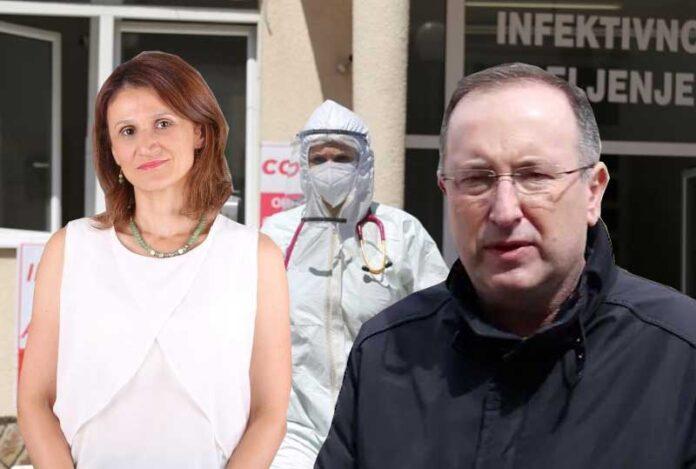Nakon protesta i pritiska javnosti Mahmutović promijenio odluku – Ćeranić ostaje na funkciji