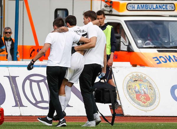 Nakon slavlja problem za Partizan, talentovanog fudbalera čeka duga pauza?