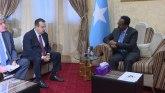 Nakon što je izbegao teroristički napad u Mogadišu, Dačić završio u Atini zbog kvara aviona