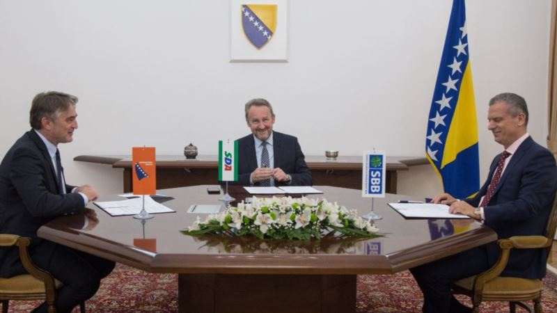 Nakon uvreda, dogovor o novoj vlasti u BiH?