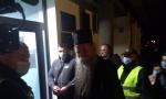 Nakon više od dva sata saslušanja: Episkopu Joanikiju i nikšićkim sveštenicima određeno zadržavanje do 72 sata, jednom od njih pozlilo