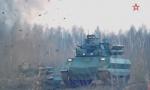 """Naoružan """"do zuba"""", crvenom lobanjom preti džihadistima: Rusi prvi put upotrebili novo oružje, zapadni eksperti dali ocenu (FOTO/VIDEO)"""