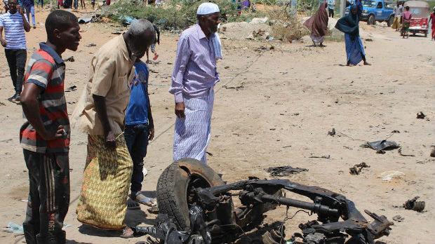 Napad El Šababa na hotel u Mogadišu, petoro mrtvih