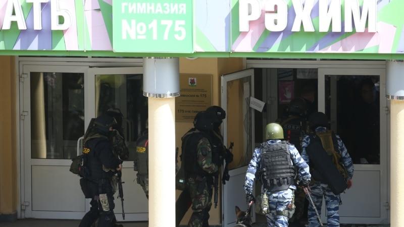 Napad na školu u Tatarstanu