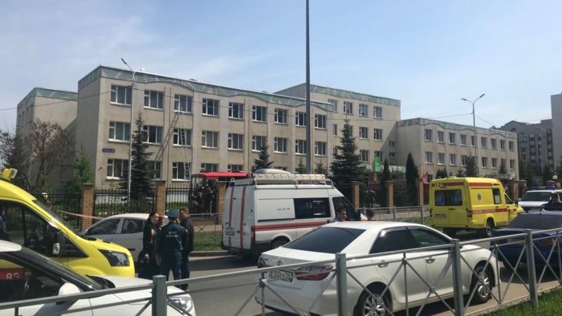 Devet mrtvih u napadu na školu u Kazanju